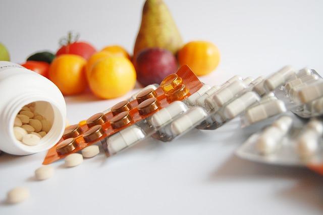 pilulky se zeleninou