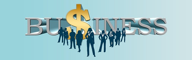 nápis podnikatelé