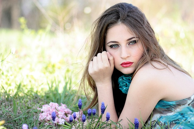 hezká dívka