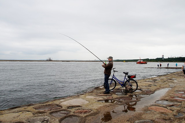 prut rybářský