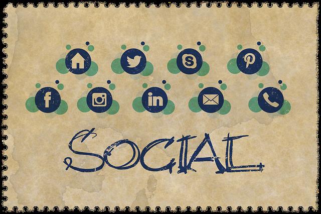 weby sociálních sítí