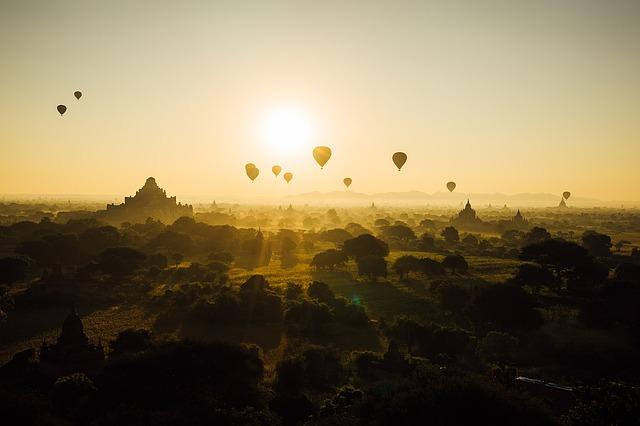 vzduchové balony